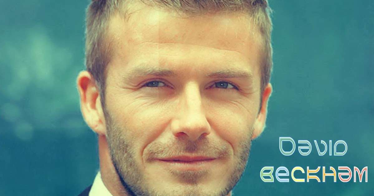 My HD Pictures: David Beckham HD Pictures & Wallpapers David Beckham