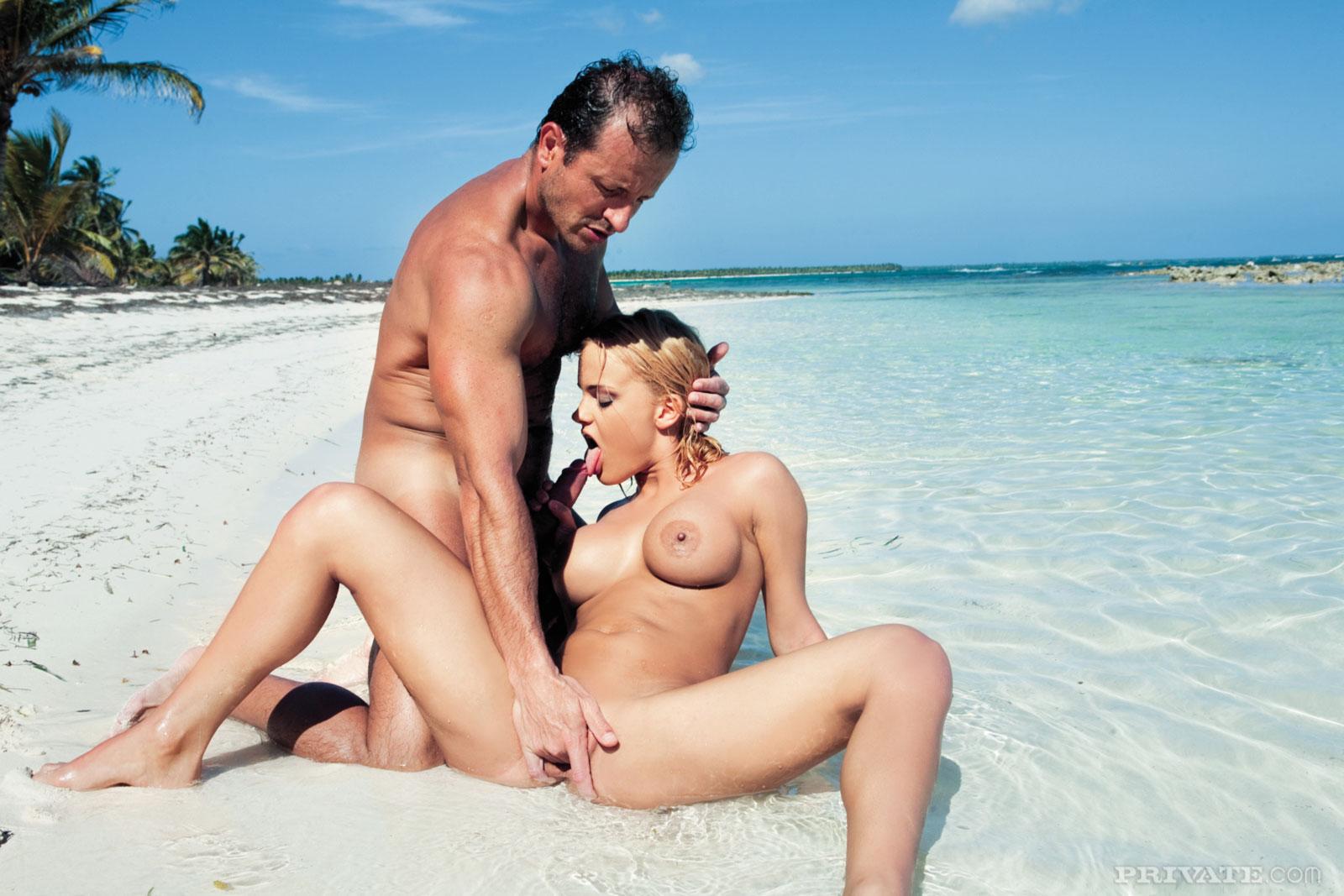 Ретро порно необитаемый остров 21 фотография