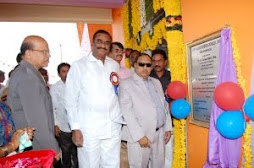 NEW CANTEEN BLOCK INAUGURATION