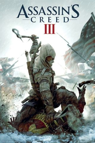 Download Assassin's Creed 3 (2012) PC Game Skidrow Repack Mediafire Rapidshare Links