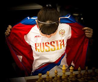 La grand-maître russe Aleksandra Goryachkina