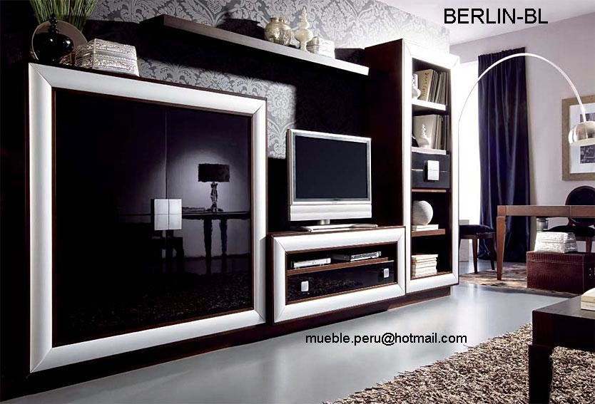 Centro De Entretenimiento Tv Muebles nuevos y usados - imagenes de centros de entretenimiento modernos