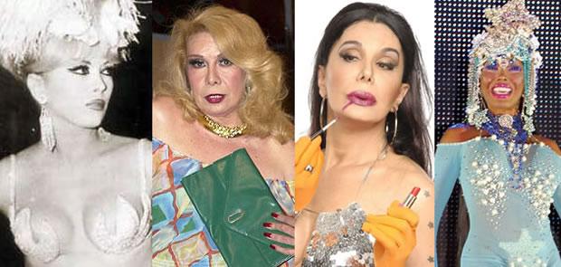 Travestis e Transexuais mulheres que fizeram e fazem a história do Brasil