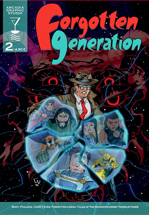 Couverture de Forgotten Generation 2