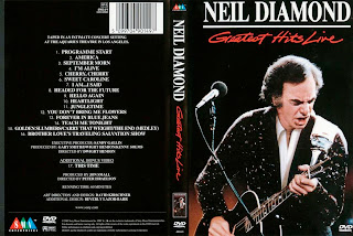 Cat logo dvd m sica neil diamond greatest hits live for 1980 floor show dvd