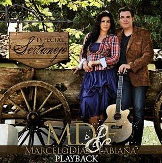 Marcelo Dias e Fabiana - Especial Sertanejo - 2011 Playback