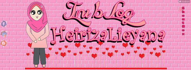 ini blog heirizalieyana,header baru heirizalieyana