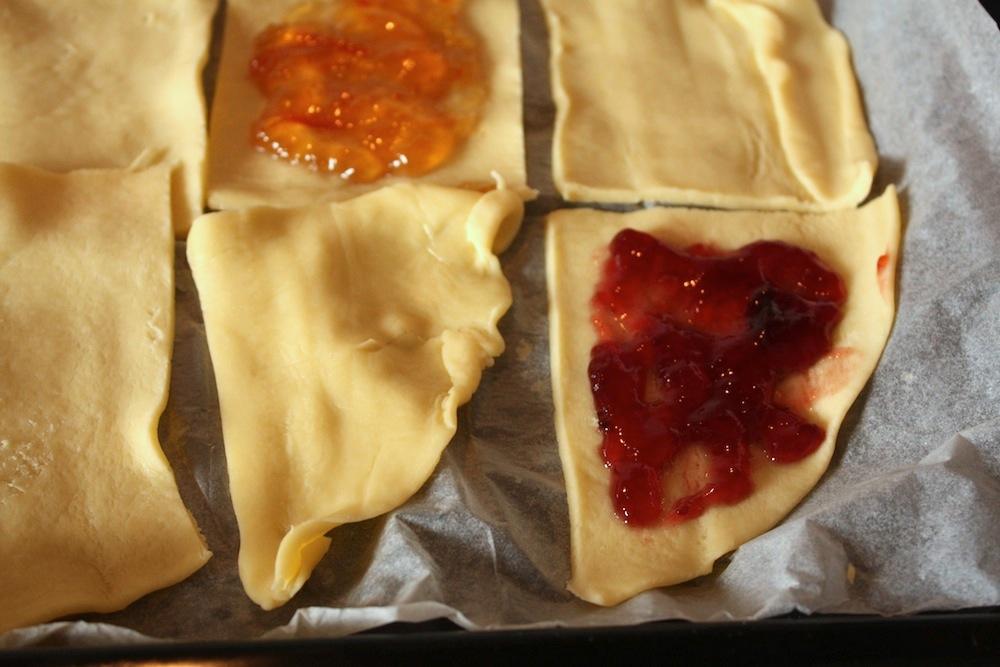 Ricette dolci con pasta brise e marmellata