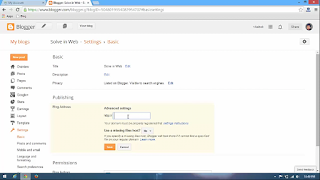 Easy Steps to Set Up a Custom Domain on Blogger 6