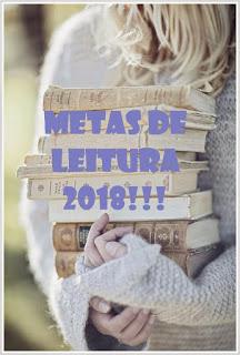 Metas leitura 2018