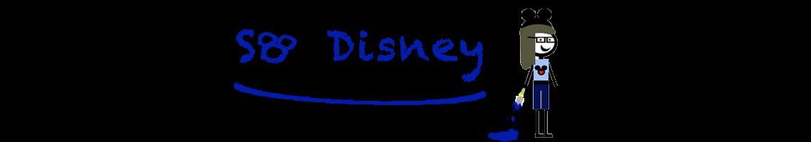 So Disney!
