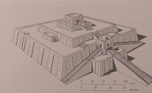 Sumerian Architecture Ziggurat6