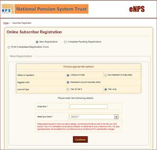 enps-online-new-registration