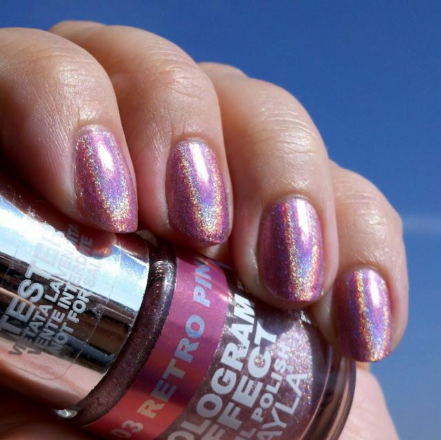 Layla Retro Pink