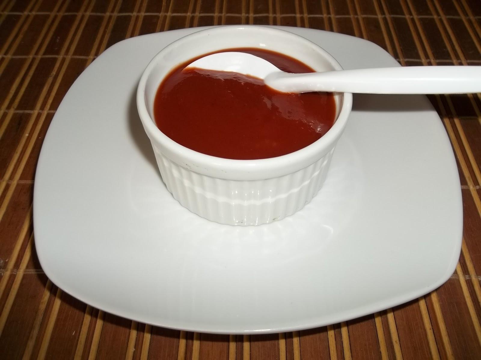 Dans mon frigo ketchup aux tomates maison - Soupe de tomate maison ...