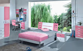 #7 girl bedroom with bunk beds and beautiful wall patterns teenage girls girl bedroom with bunk beds and beautiful wall patterns teenage girls