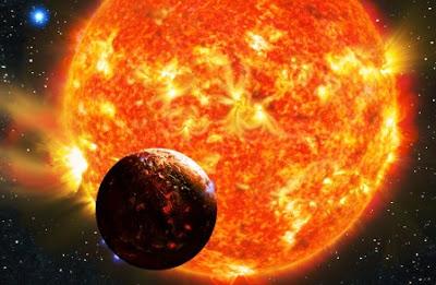 Planet Merkurius: Ciri, Karakteristik, Gambar