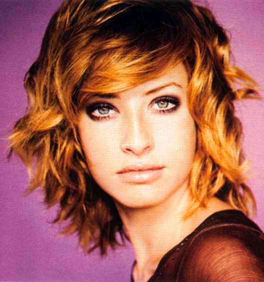 Short Hairstyles for Medium Length Wavy Hair