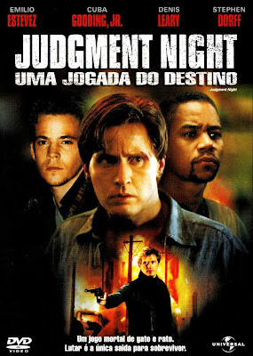 Judgement Night: Uma Jogada do Destino - DVDRip Dublado