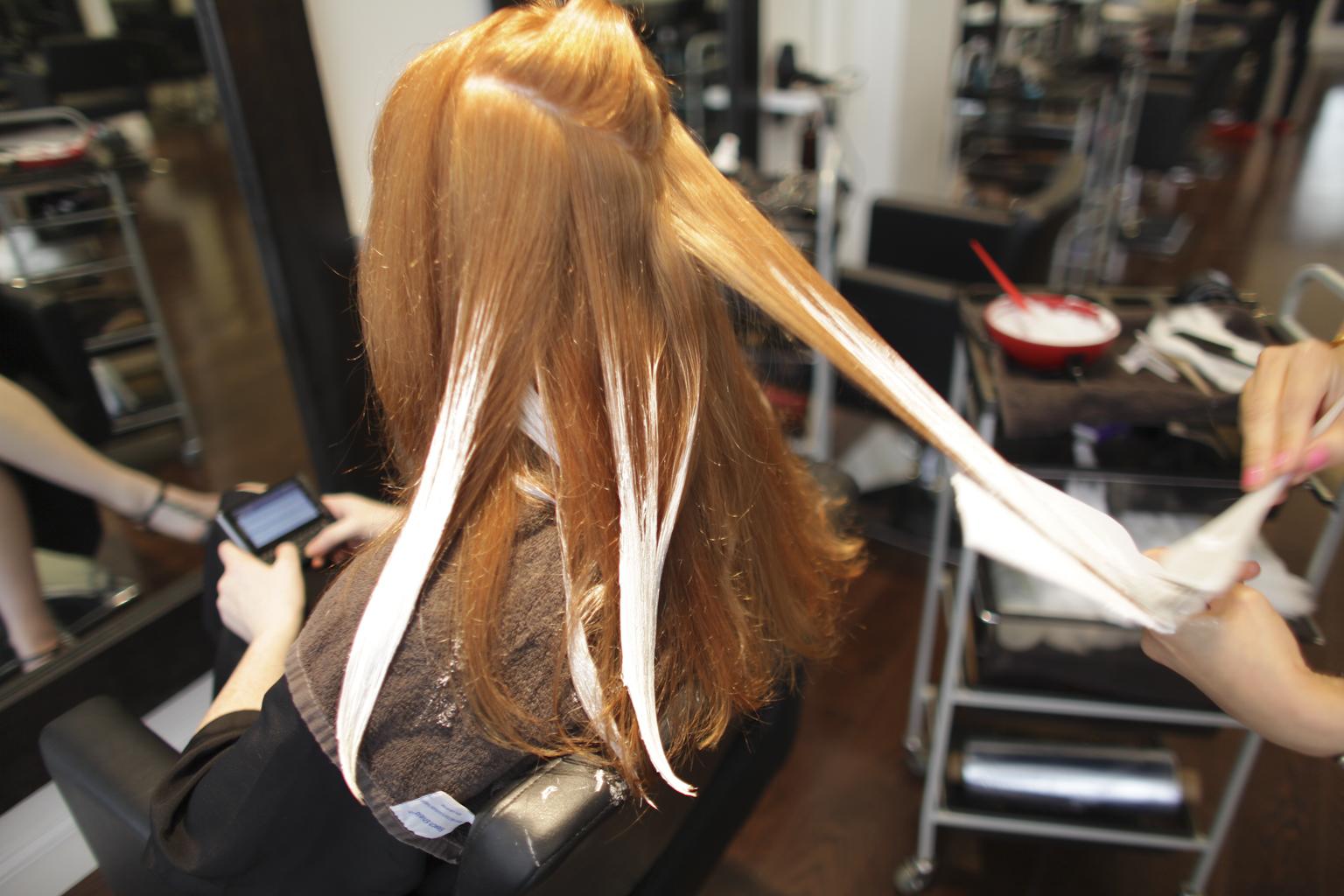 Шатуш в домашних условиях пошаговое фото на темные волосы