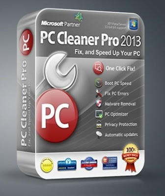 PC Cleaner Pro 2013 v11.0.13.4.4 Portable