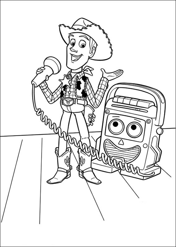 toy story 1 coloring pages - photo#2