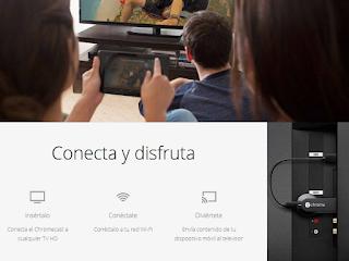 5 cosas fabulosas que podemos hacer con un Chromecast de Google