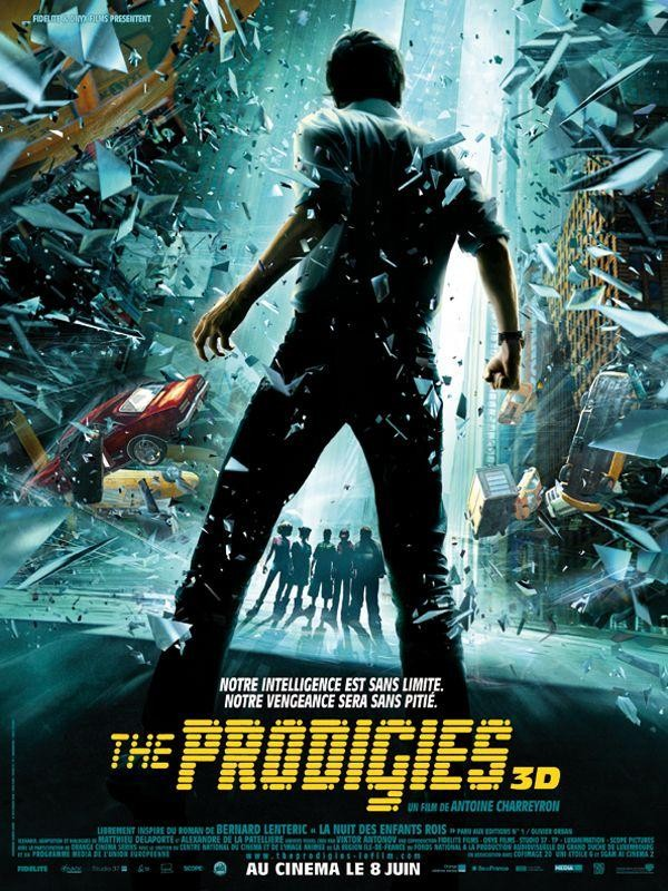 El Cine B: The Prodigies, la noche de los prodigios, cine de ...