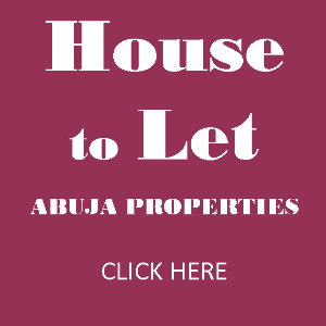 House to let in Abuja