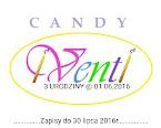 Candy urodzinowe