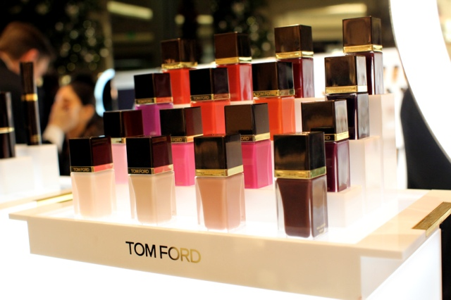 nails tom ford gt fashion diary