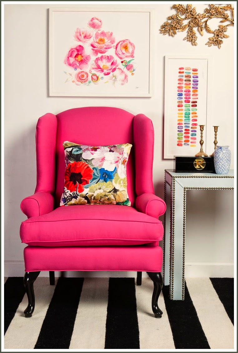the versatile accent chair