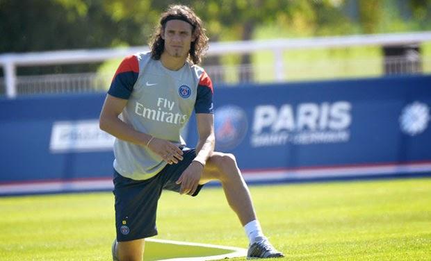 Agen Bola Online - Cavani Betah Di Paris