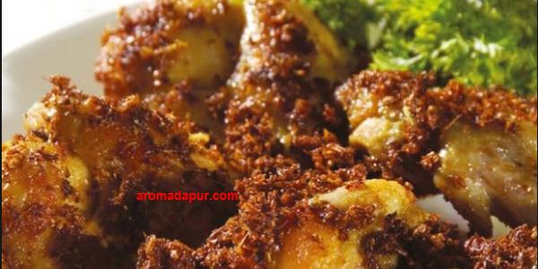 Ayam, Resep Ayam Goreng Ketumbar, resep ayam goreng,resep bumbu ayam goreng,resep masakan indonesia aromadapurdotcom