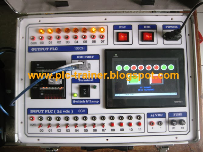 HMI TRAINER, simpple to use