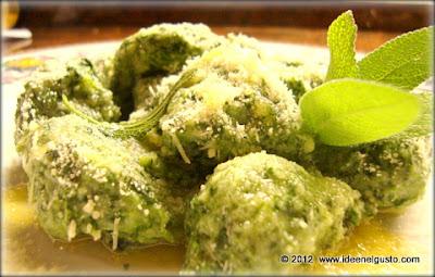 malfatti di spinaci