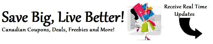 Save Big, Live Better!
