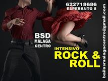 ROCK&ROLL, EN MÁLAGA EN BSD MÁLAGA CENTRO.