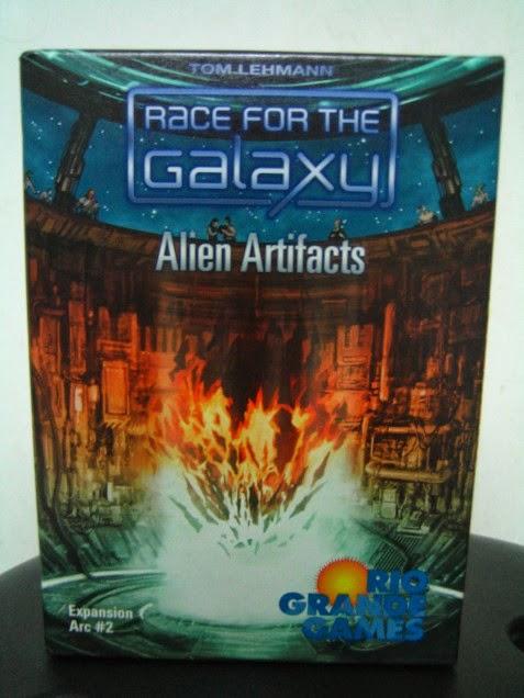 Slikovni rezultat za race for the galaxy alien artifacts