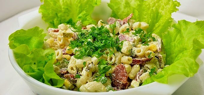 Italian Salad for dinner