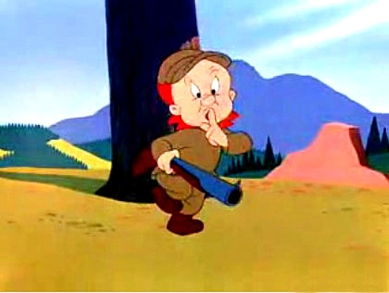 Elmer Fudd (Cartoon Picture 2)