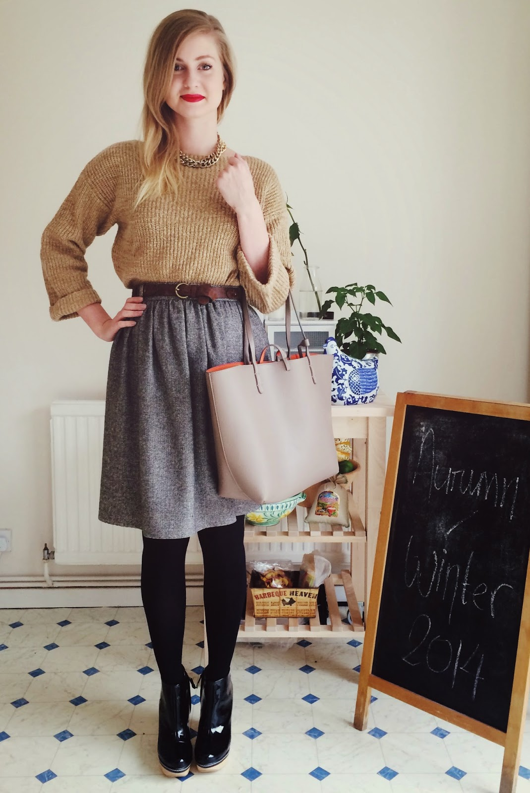 FashionFake, UK fashion blogger, Autumn style