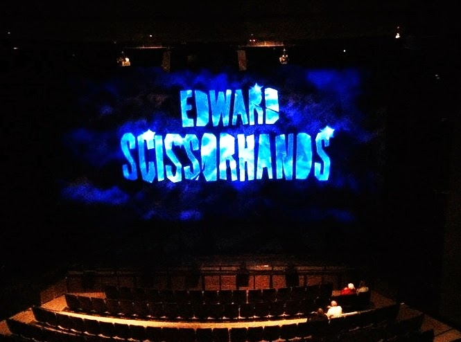 Mathew Bourne Edward Scissorhands