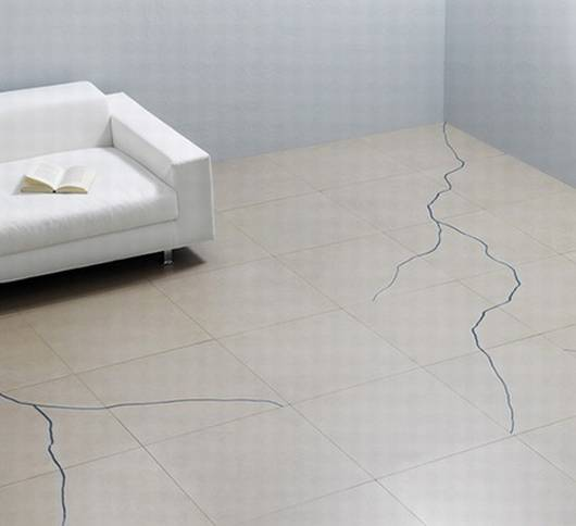 "Fresh Decor: Modern ""Cracked"" Tiles by Refin – Terraviva"