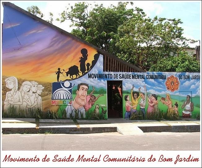 fotos jardim cultural: Resgatando a Fortaleza antiga : Bairro Bom Jardim – Território da Paz