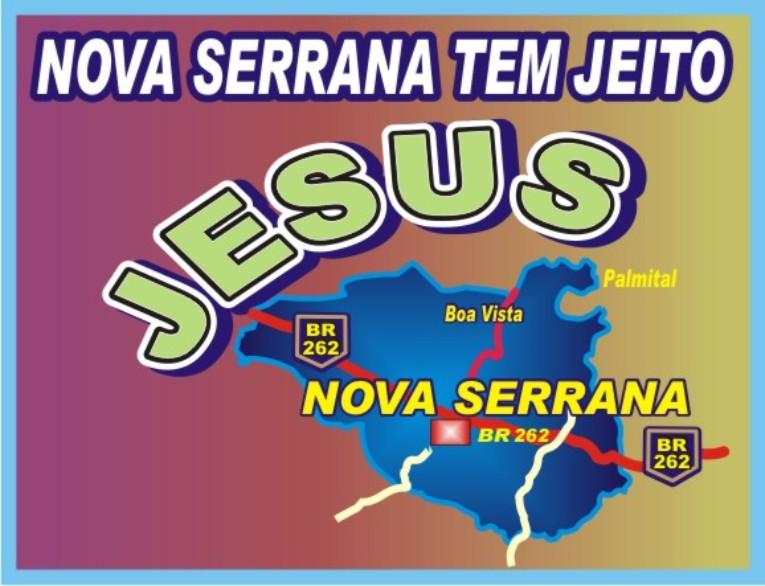 Nova Serrana Tem Jeito Jesus Cristo