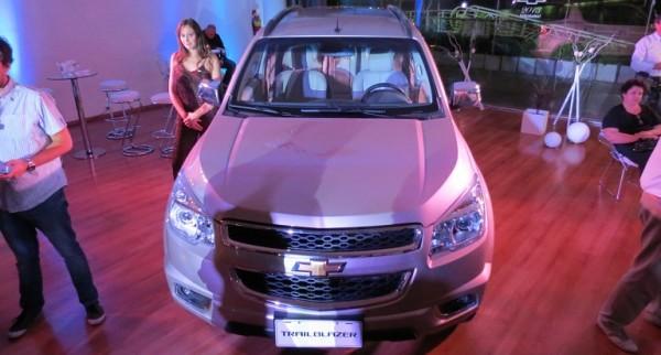 Chevrolet TrailBlaizer 2013 en Preventa detalles y precios