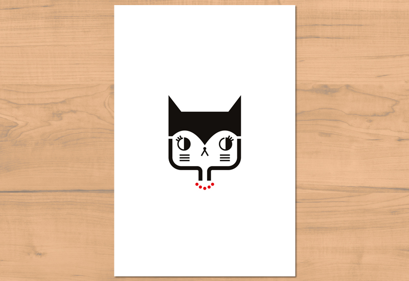 http://www.lesfollesmarquises.com/product/carte-postale-chat-avec-collier
