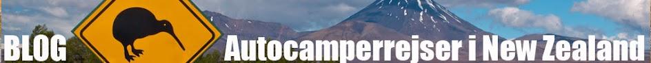 Blog: Autocamper rejser i New Zealand
