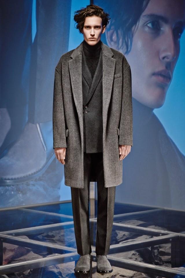 Balenciaga – fall Winter – colección – looks – outfits hombres – menswear – volumen – siluetas – Alexander Wang